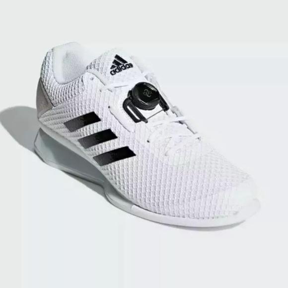 adidas leistung white